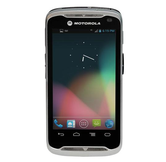 Nová čtečka čárových kódů Motorola TC55