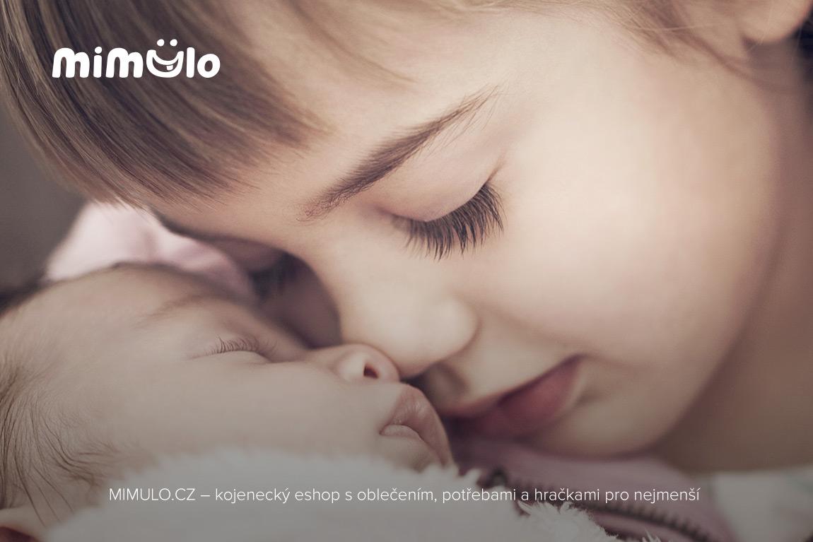 Responzivní e-shop mimulo.cz